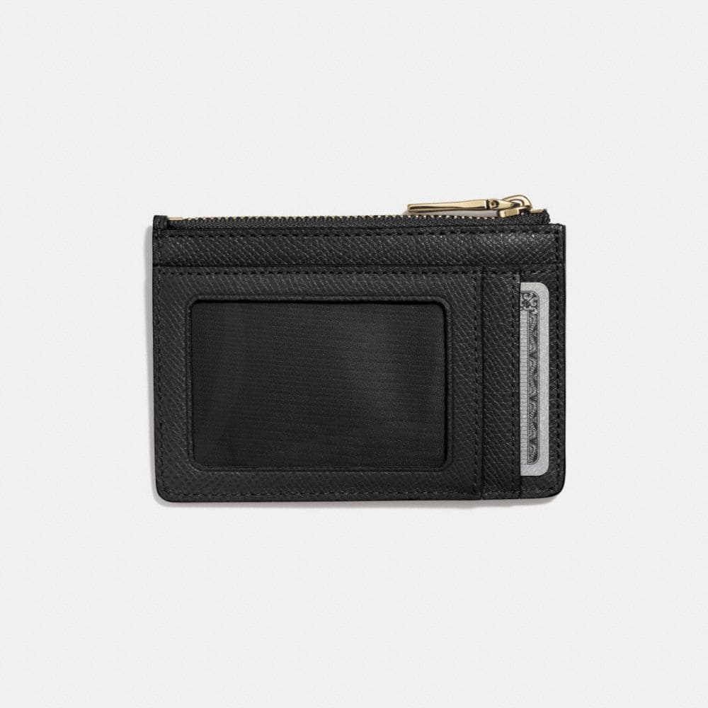 Mini Skinny in Embossed Textured Leather - Alternate View L1