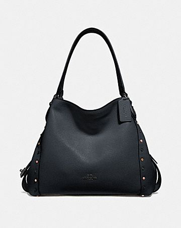EDIE SHOULDER BAG 31 WITH RIVETS 084f738f4b44c
