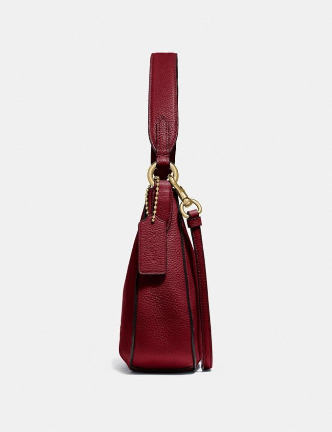 Coach Sutton Crossbody Gd/Deep Red Gift For Her Under €250 Alternate View 1