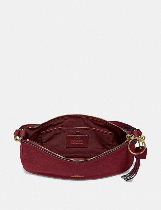 Coach Sutton Crossbody Gd/Deep Red Gift For Her Under €250 Alternate View 2