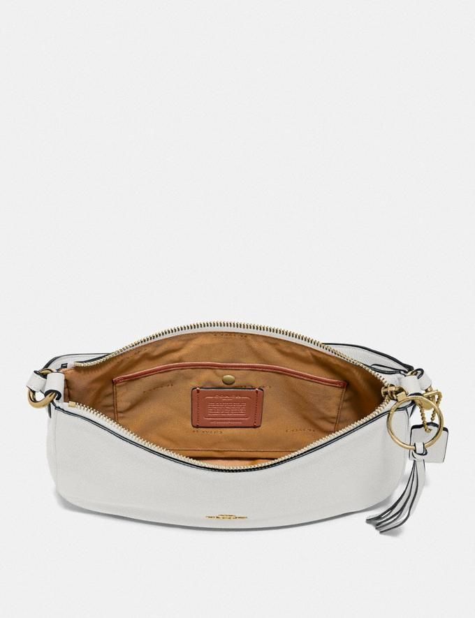 Coach Sutton Crossbody Chalk/Gold New Women's New Arrivals Alternate View 3