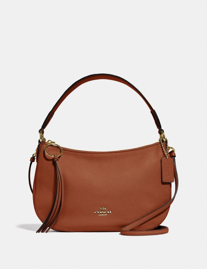 Coach Sutton Crossbody 1941 Saddle/Gold Gift For Her Under €250