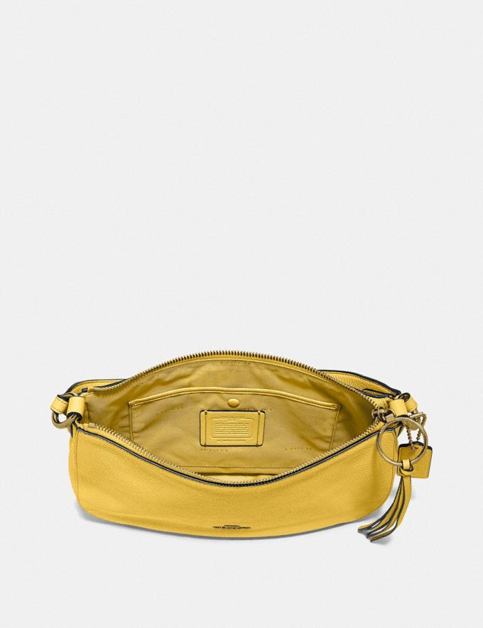 Coach Sutton Crossbody Gd/Sunlight New Women's New Arrivals Alternate View 3