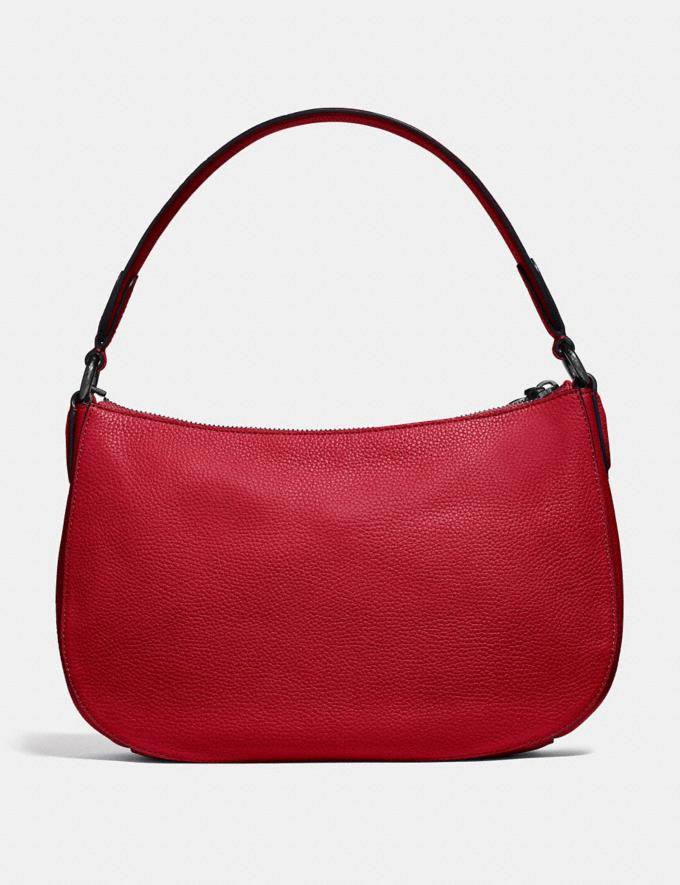 Coach Sutton Crossbody Red Women Bags Crossbody Bags Alternate View 2