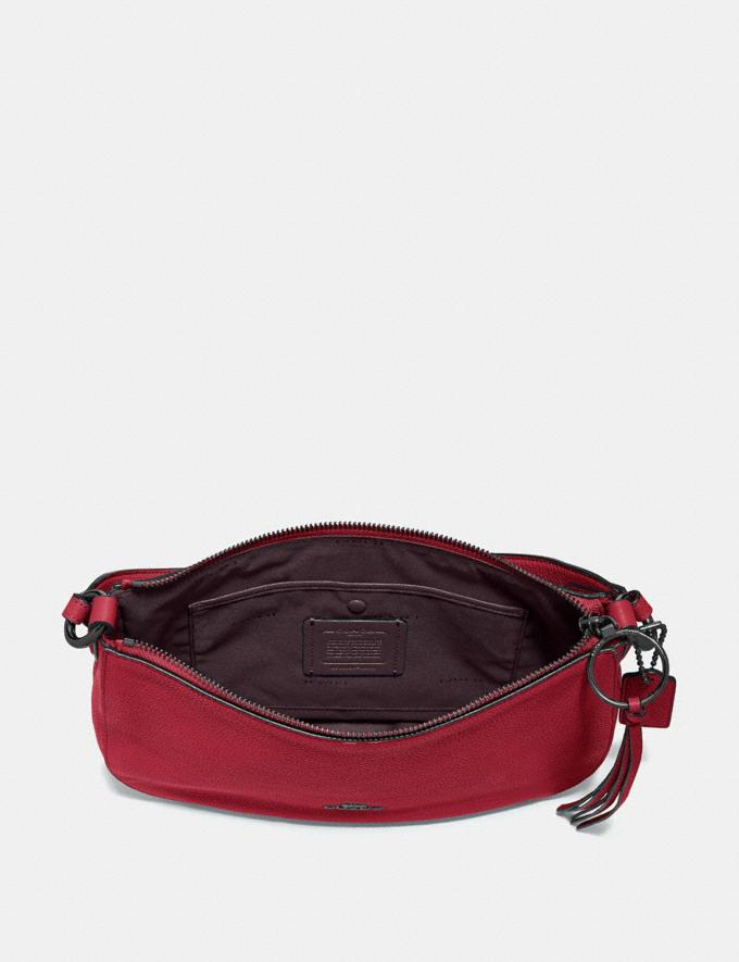 Coach Sutton Crossbody Red Women Bags Crossbody Bags Alternate View 3