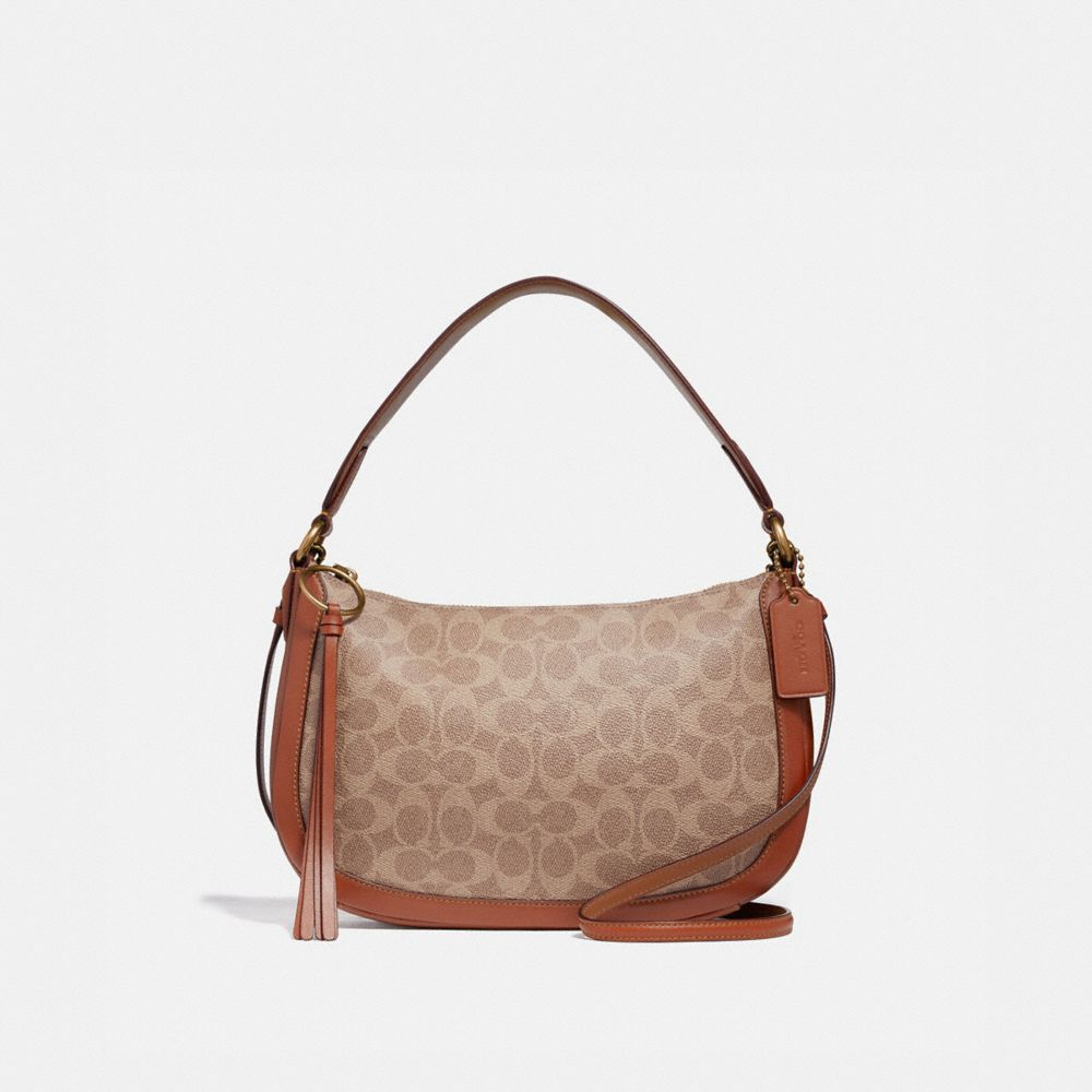Coach Sac BandouliÈRe Sutton En Toile Exclusive