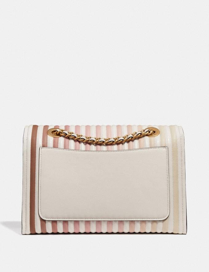 Coach Parker With Ombre Quilting Chalk Multi/Brass New Women's New Arrivals View All Alternate View 2
