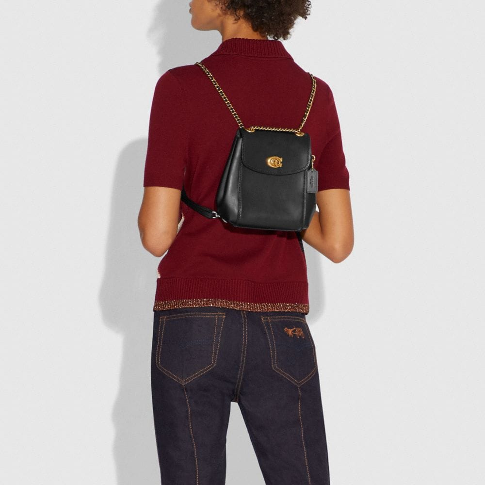 PARKER CONVERTIBLE BACKPACK 16