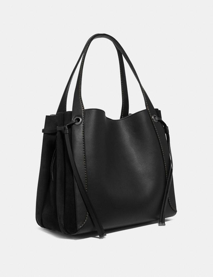 Coach Harmony Hobo Black/Pewter SALE 30% off Select Full-Price Styles Women's Alternate View 1