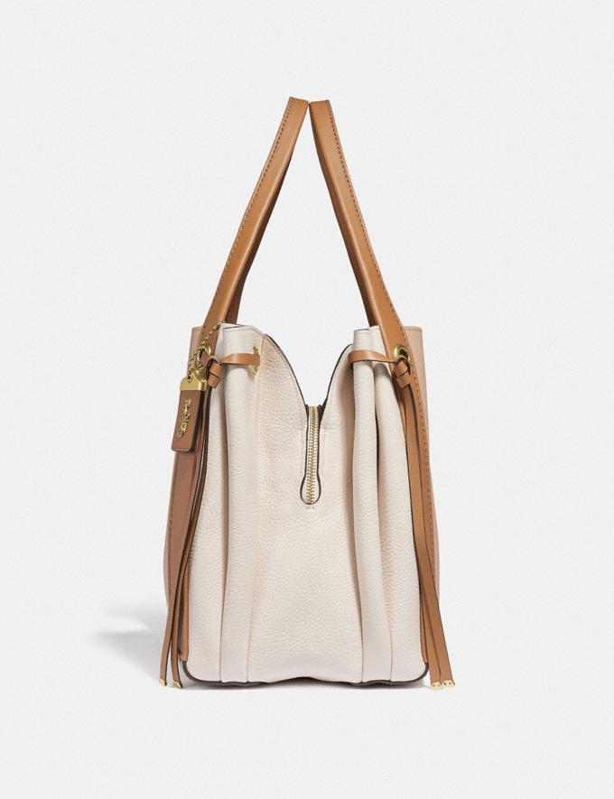 Coach Harmony Hobo in Colorblock Beechwood/Brass Gifts For Her Bestsellers Alternate View 1