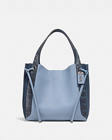 d3c475d7ad4b HARMONY HOBO IN COLORBLOCK WITH SNAKESKIN DETAIL ...