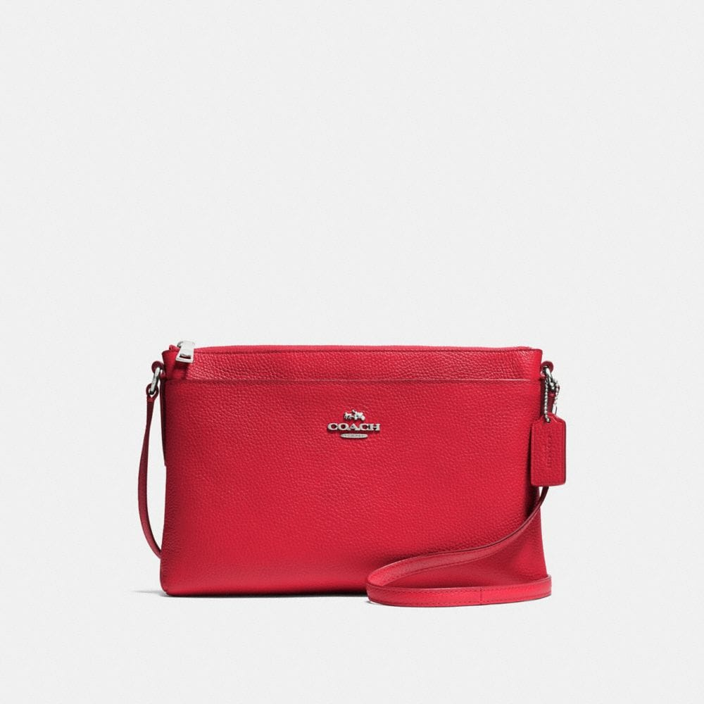 Coach Journal Crossbody