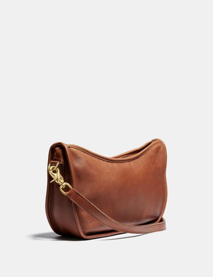 Coach Restored Large Swinger Bag Brass/British Tan New Featured The Coach Originals Alternate View 1
