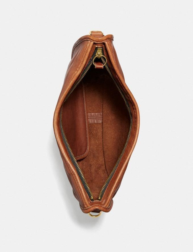 Coach Restored Large Swinger Bag Brass/British Tan New Featured The Coach Originals Alternate View 2