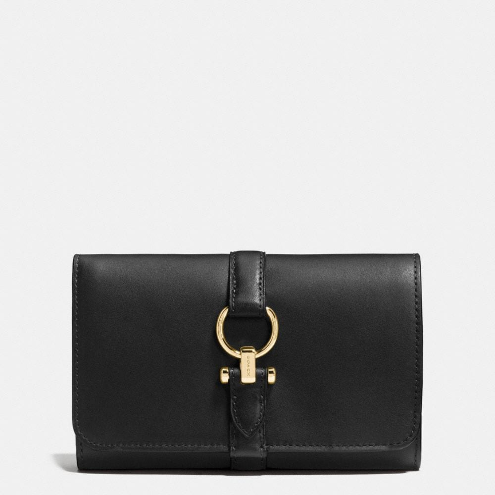 Coach Nomad Medium Wallet in Glovetanned Leather