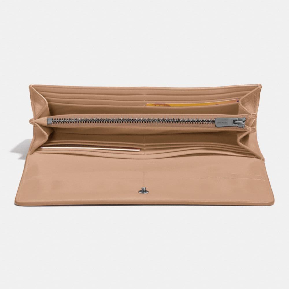 Slim Envelope Wallet in Smooth Leather - Autres affichages L1