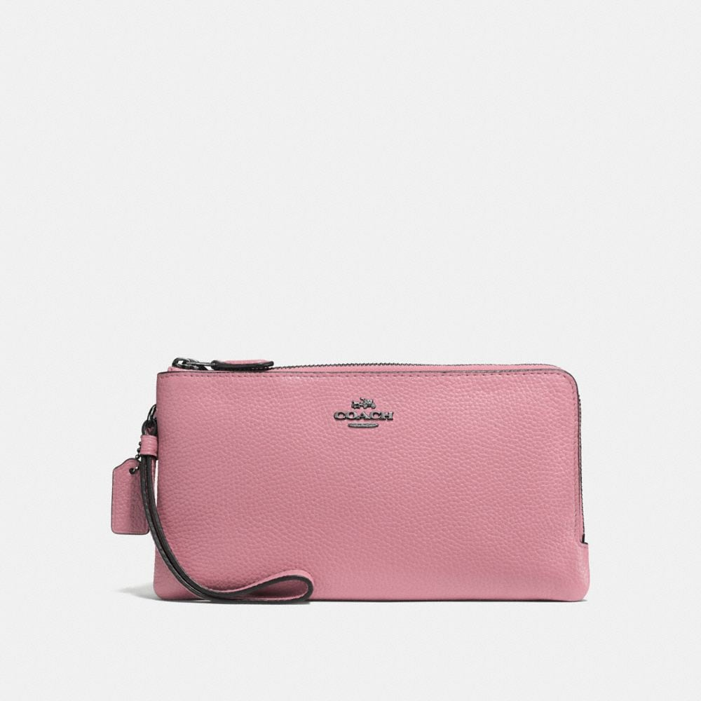 DOUBLE ZIP WALLET