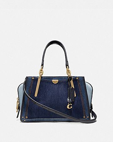 be19db71e0 Leather Satchels | COACH ®
