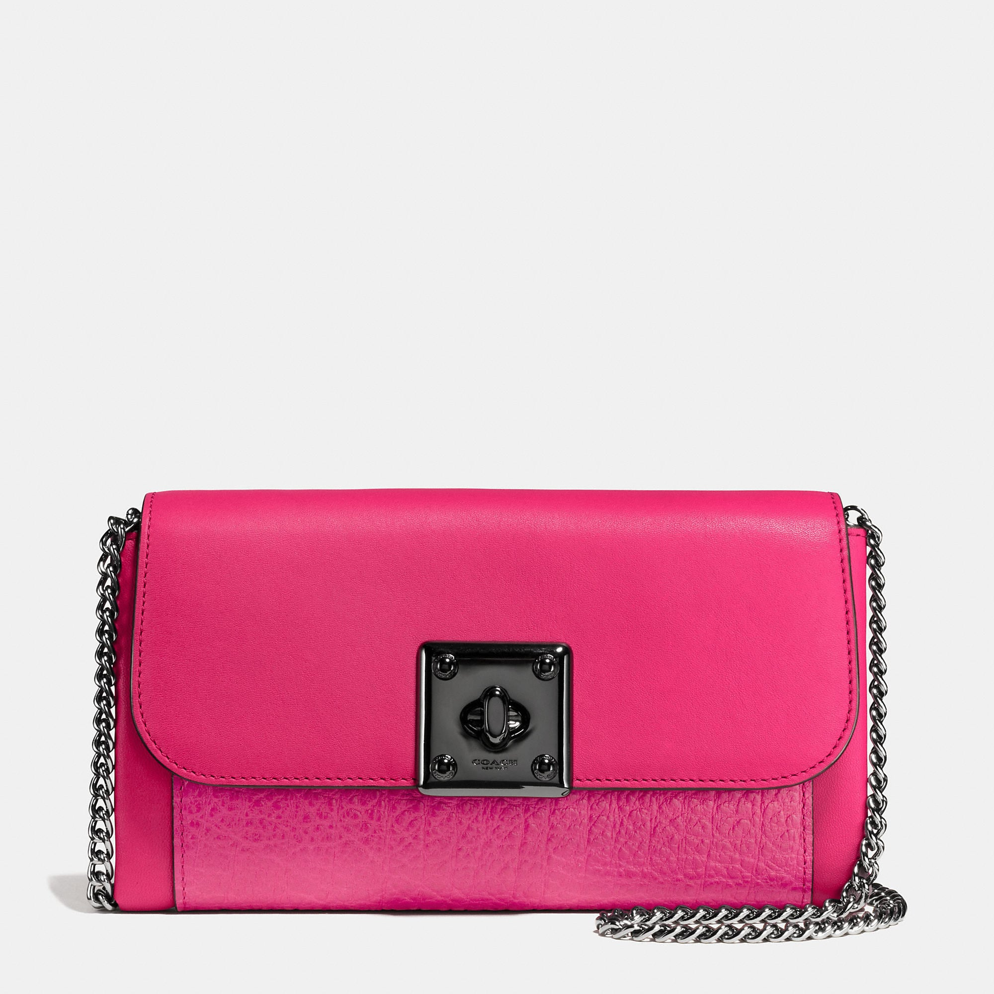 Coach Drifter Wallet In Glovetanned Leather