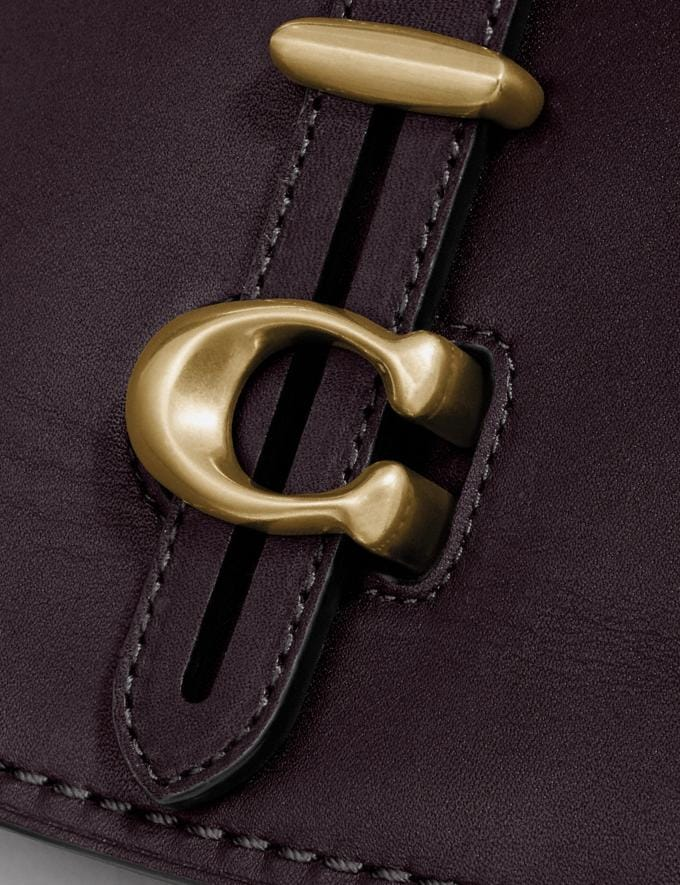 Coach Saddle Brass/Oxblood Gifts For Her Under $500 Alternate View 4