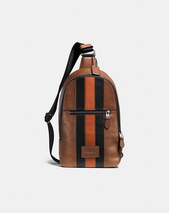 12deafa190d COACH  Campus Pack With Varsity Stripe