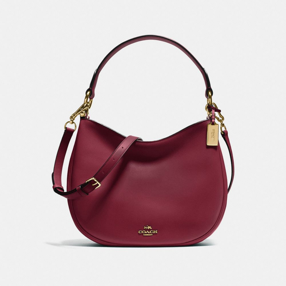 COACH: Nomad Crossbody In Glovetanned Leather