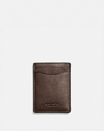 27387535 Men's Money Clips & Coin Cases | COACH ®