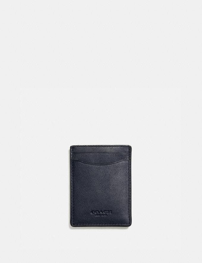 Coach 3-In-1 Card Case Midnight Gifts For Him Under $100