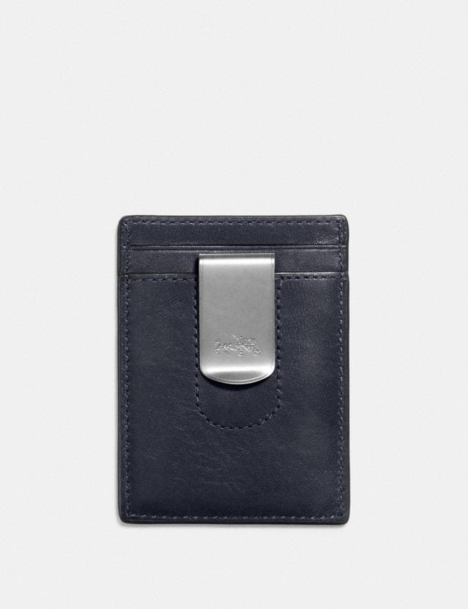 Coach 3-In-1 Card Case Midnight Gifts For Him Under $100 Alternate View 1
