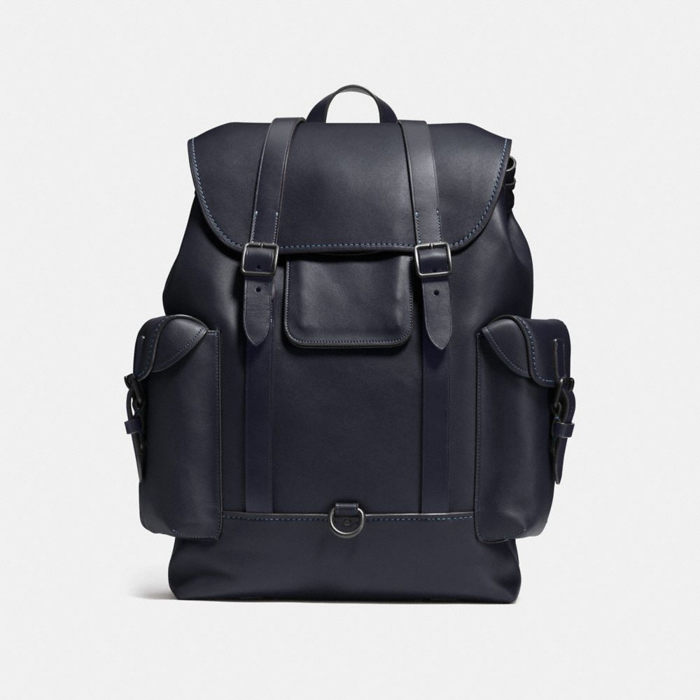 Gotham Backpack in Glovetanned Leather