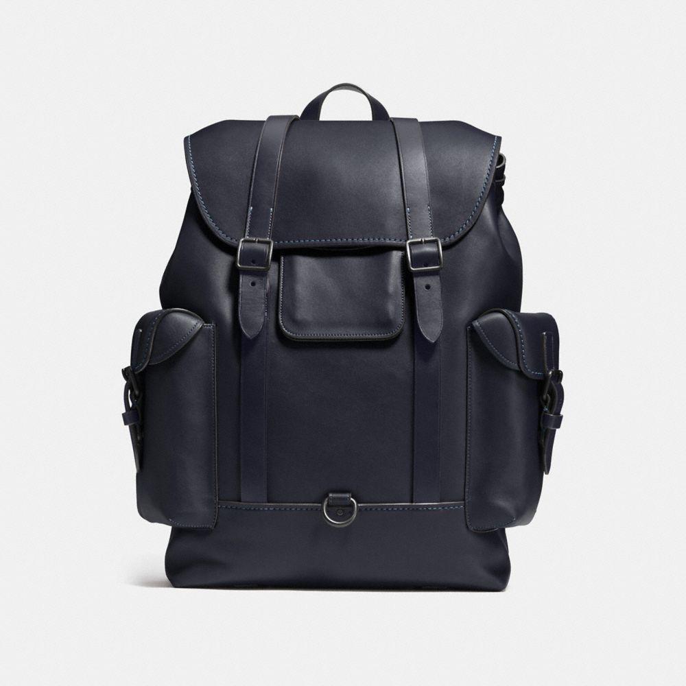 Coach Gotham Backpack in Glovetanned Leather