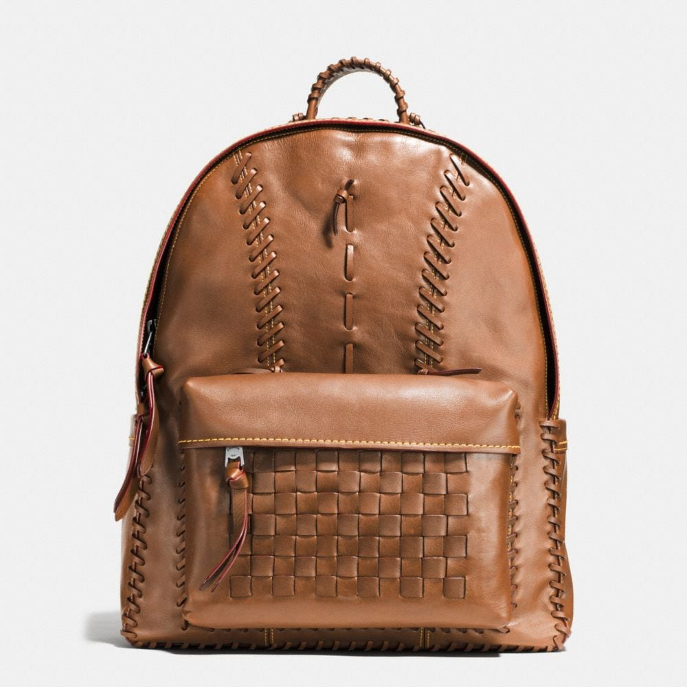 Coach Rip and Repair Campus Backpack