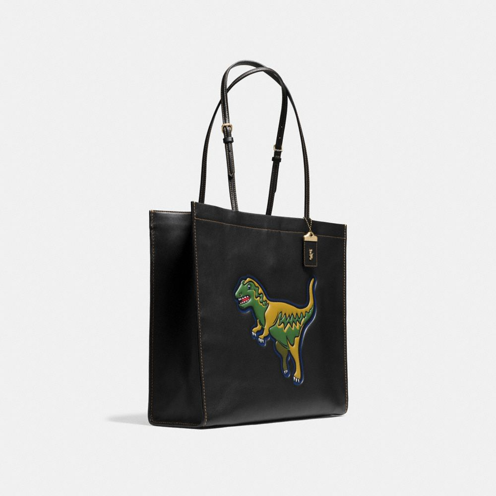 Rexy Skinny 34 Tote in Glovetanned Leather - Autres affichages A2