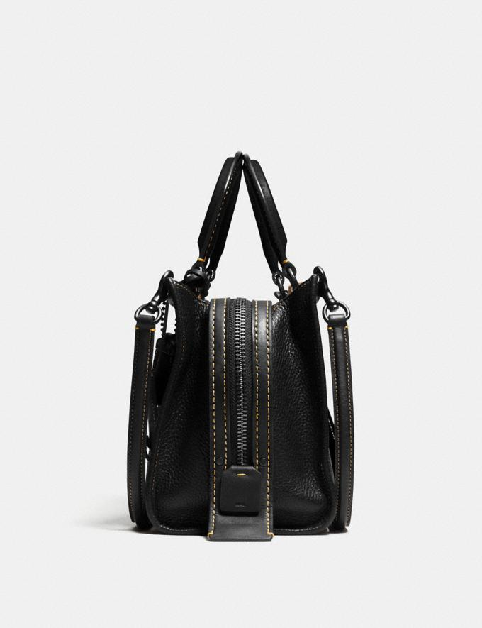 Coach Rogue 25 Black/Black Copper New Featured Online Exclusives Alternate View 1