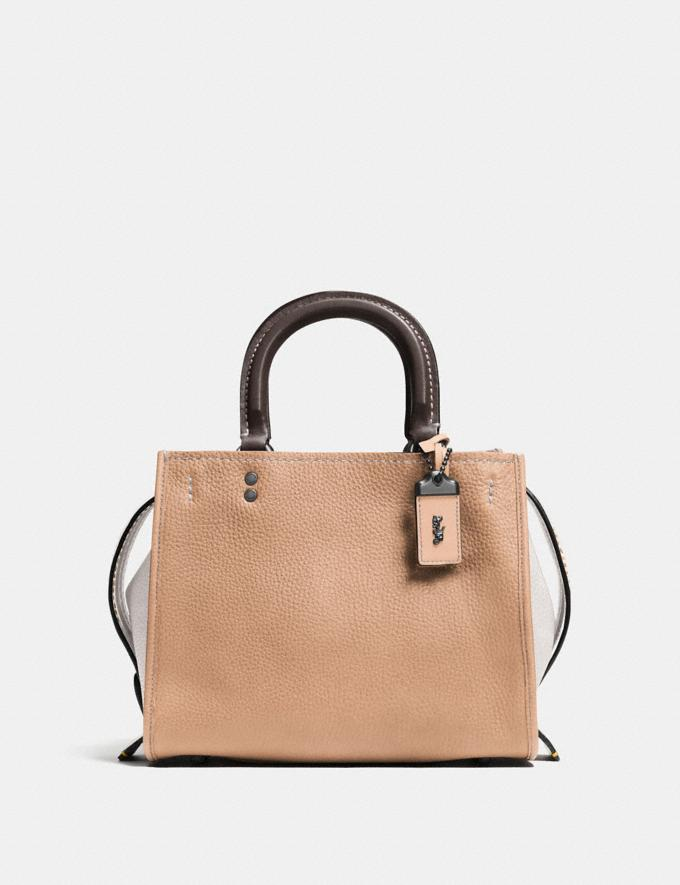 Coach Rogue 25 Beechwood/Black Copper SALE Online Exclusives