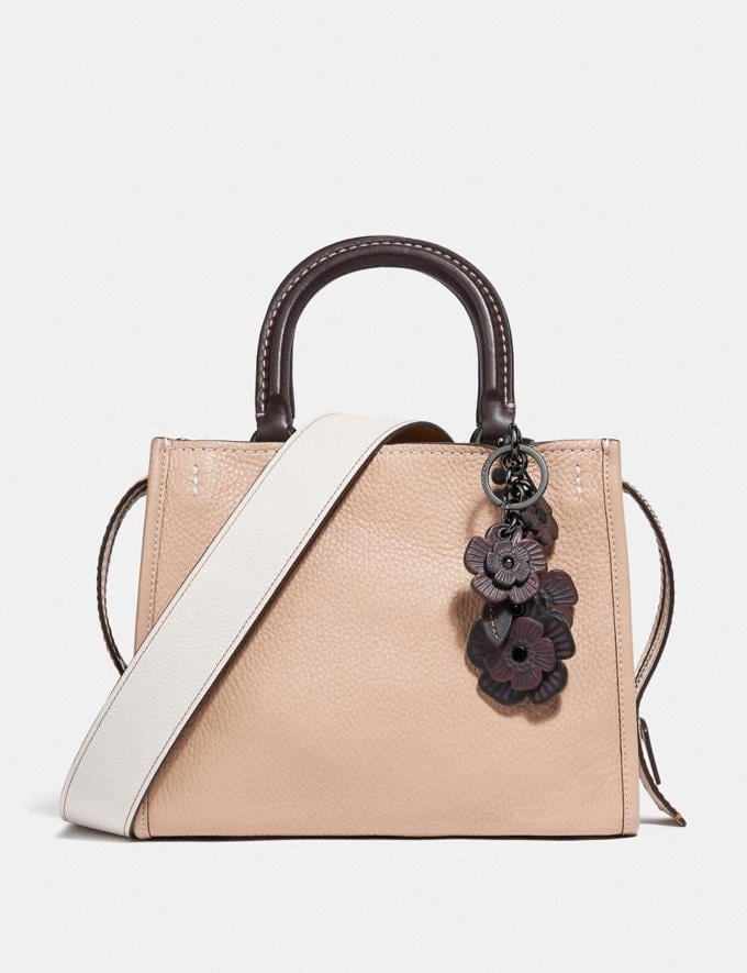 Coach Rogue 25 Beechwood/Black Copper Gifts For Her Bestsellers Alternate View 3