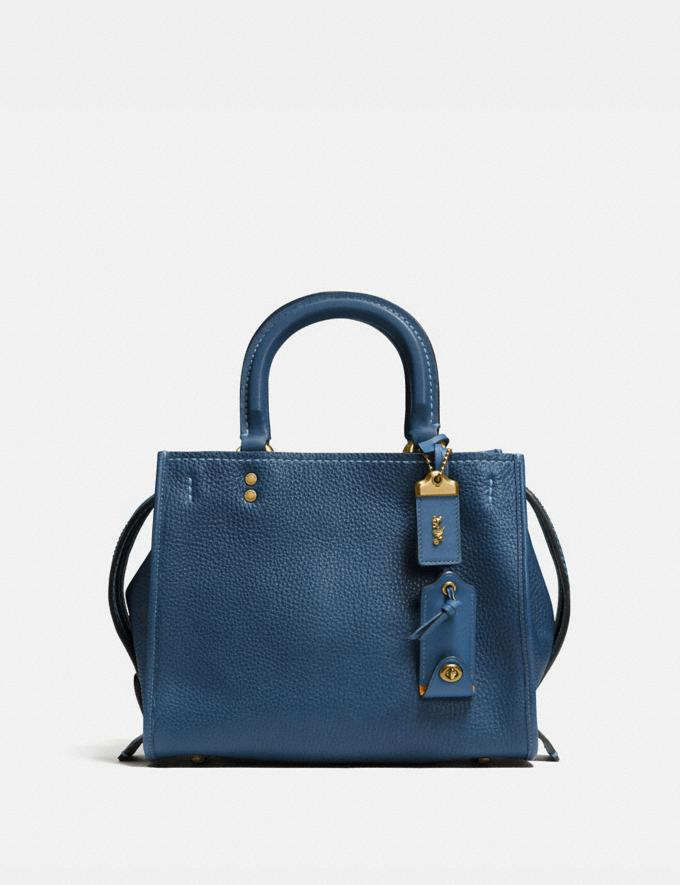 Coach Rogue 25 Peony/Brass SALE Online Exclusives