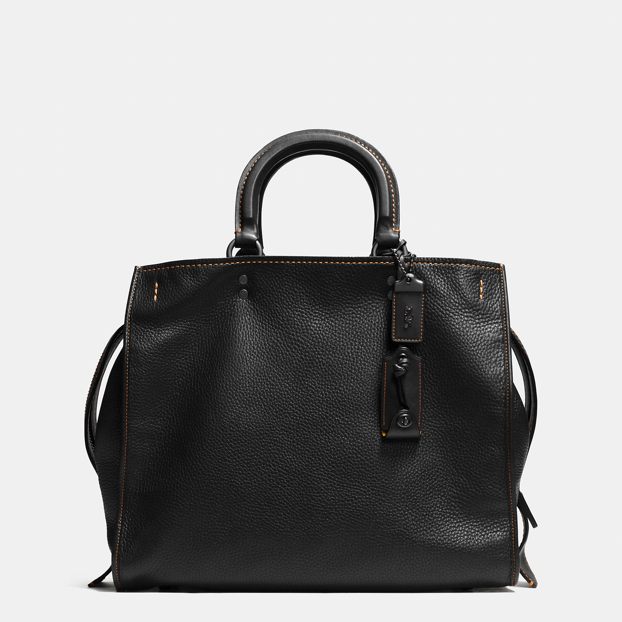Coach Rogue Bag 36 In Glovetanned Pebble Leather