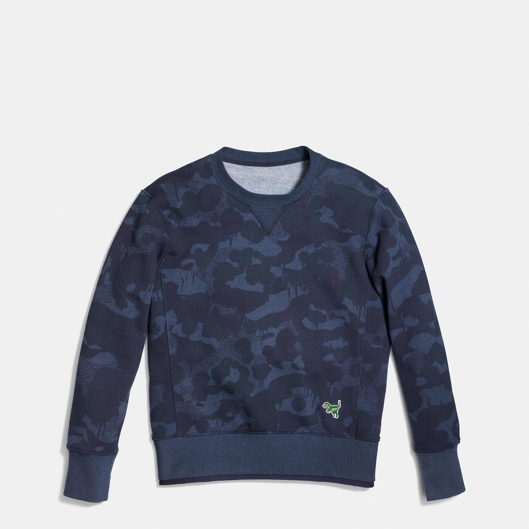 Coach Wild Beast Sweatshirt