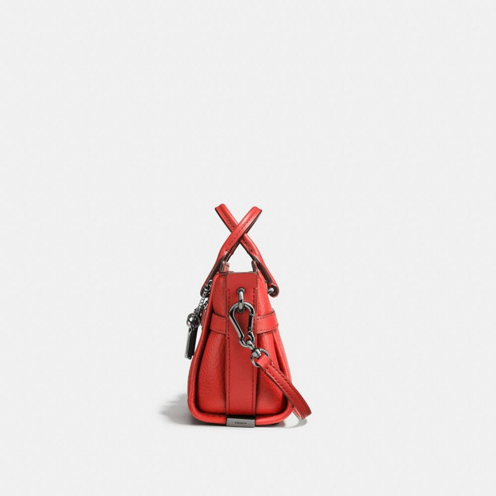 Coach Swagger 15 in Pebble Leather - Alternate View A1