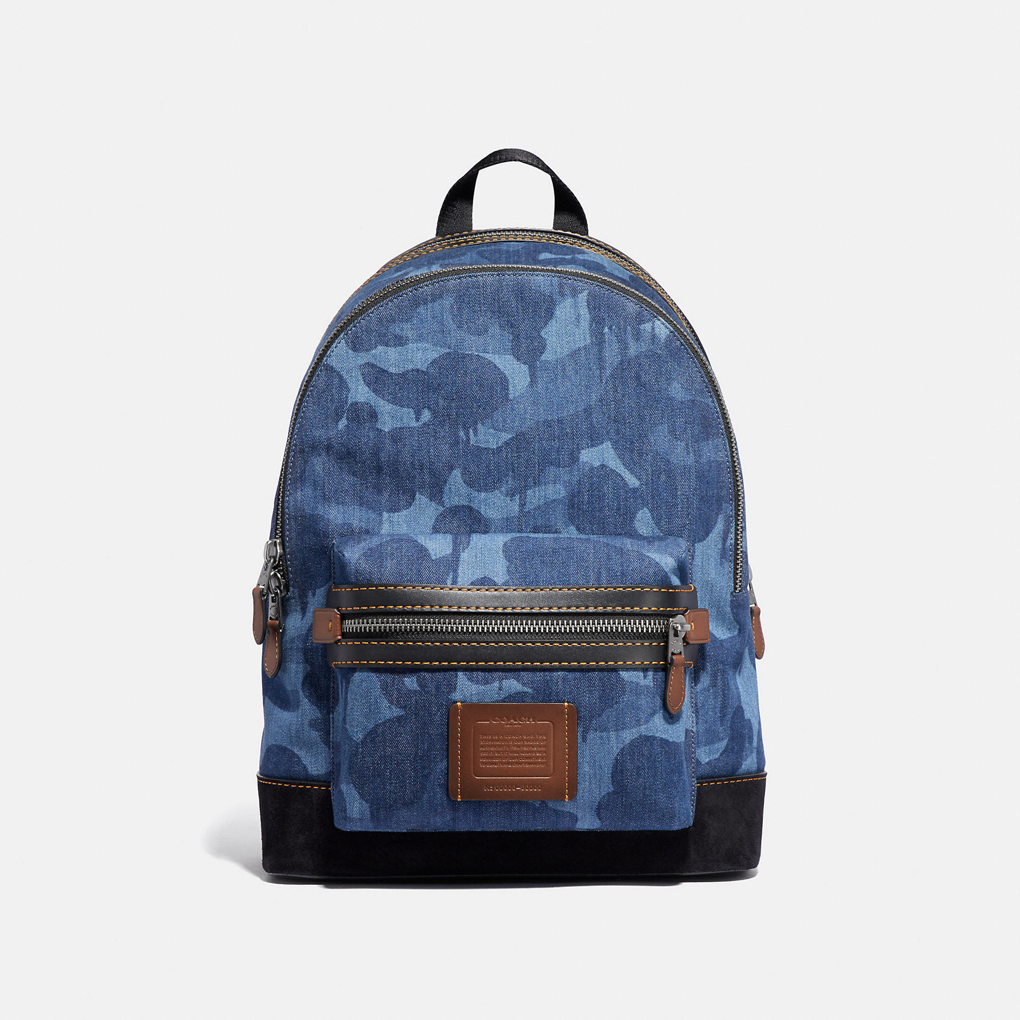 Coach Backpacks ACADEMY BACKPACK WITH WILD BEAST PRINT