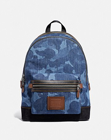 ACADEMY BACKPACK WITH WILD BEAST PRINT ... a5bf76b222544