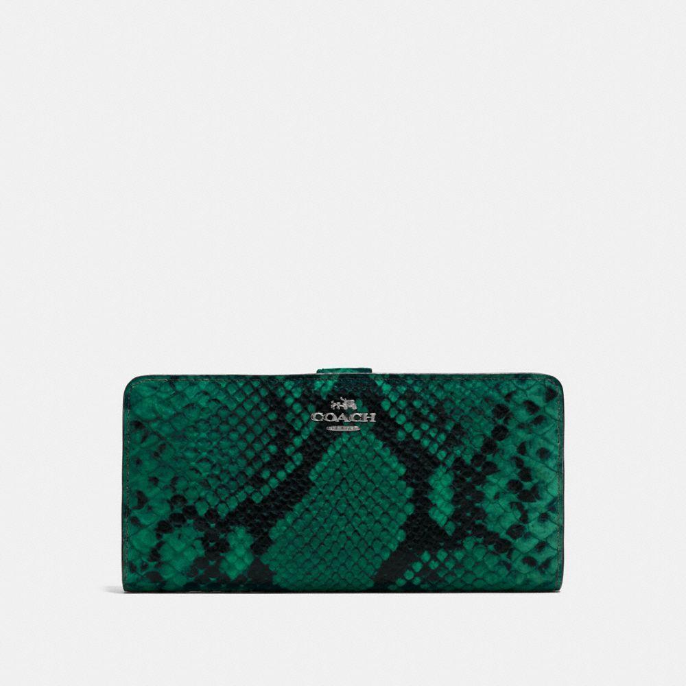 Coach Skinny Wallet