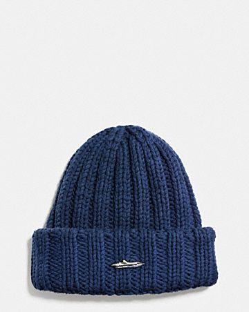 bfb294aa655 COACH  Men s Winter Hats