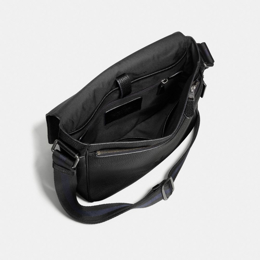 Metropolitan Map Bag in Pebble Leather - Alternate View A2