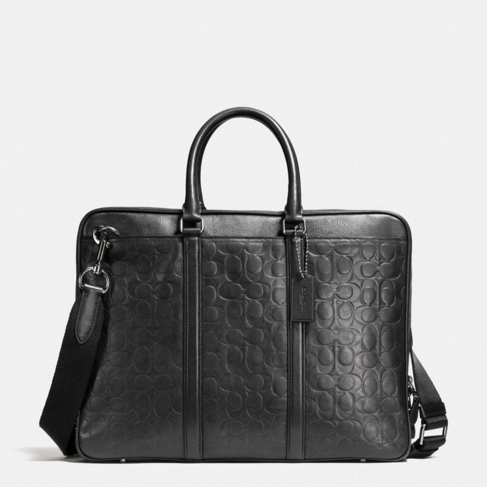Metropolitan Brief in Signature Sport Calf Leather
