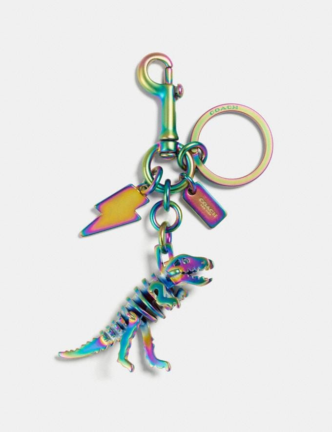 Coach Rexy Bag Charm Oil Slick/Oil Slick 30% off Select Full-Price Styles