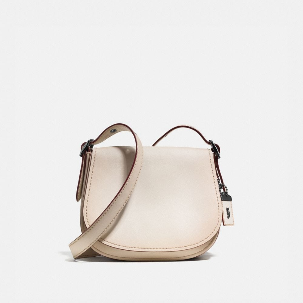 Coach Bolso Saddle 23
