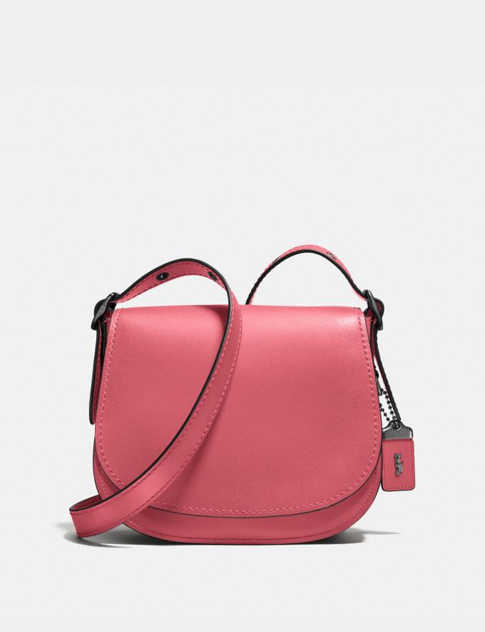 Coach Saddle 23 Bp/Chalk Gifts For Her Bestsellers