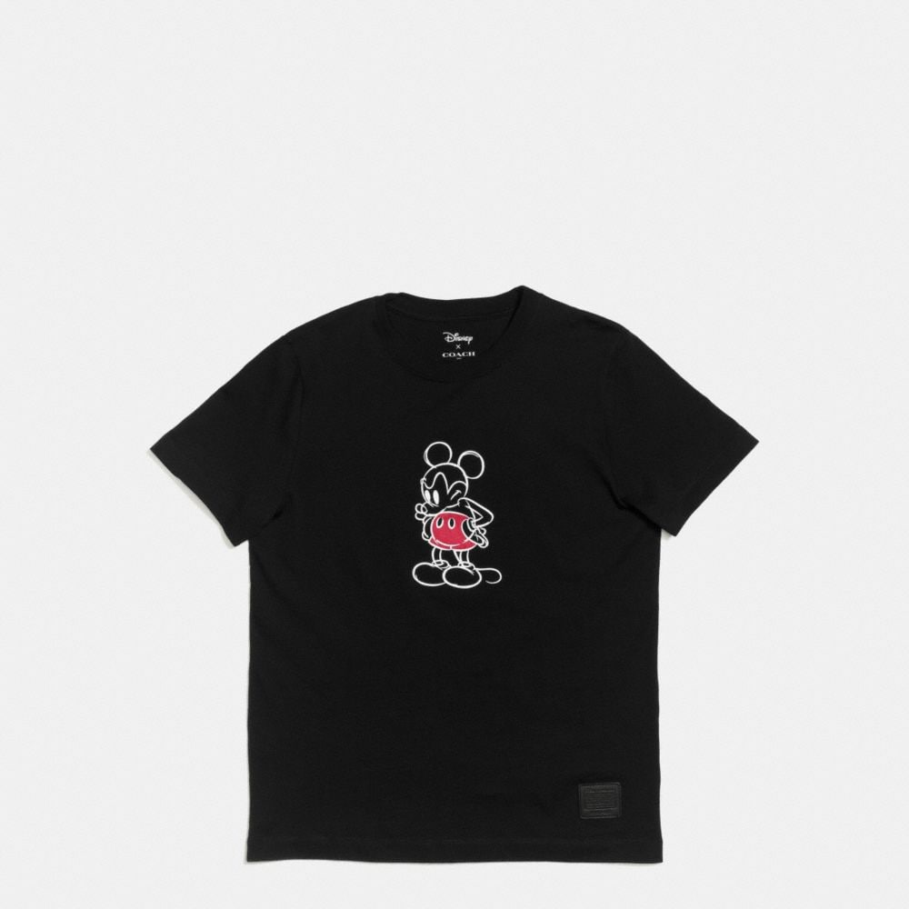 Coach Mickey T-Shirt